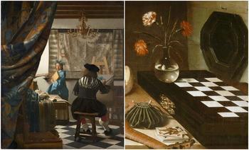 Как художники прошлого рассказывали о высших материях