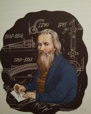 Жизнь и удивительные изобретения «русского Леонардо да Винчи»
