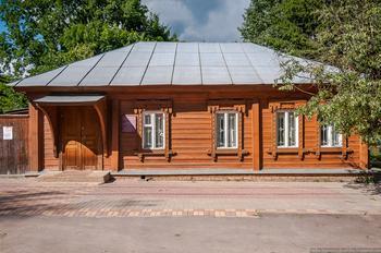 Дом-музей семьи Цветаевых, г. Таруса, Калужская область