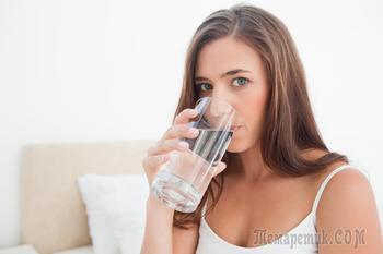 Почему организм теряет жидкость: 14 причин обезвоживания