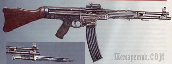 Тихая  революция в cтрелковом оружии  ч. 4