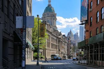 Нью-Йорк сегодня: фотопрогулка