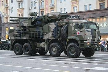 Российские зенитки оказались беспомощными против атаки дронами