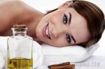 Применение касторового масла для ресниц