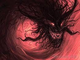 Демон страха (Стих)