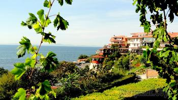 Болгарское побережье Черного моря 40. Чудо город Несебр