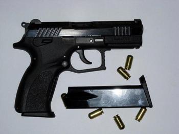 Т 12 (травматический пистолет): технические характеристики