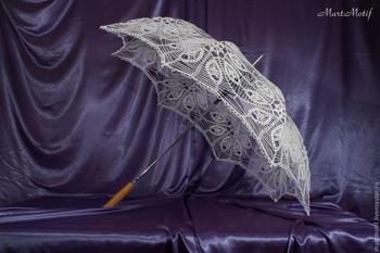 Мастер-класс по созданию зонтика от солнца