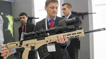 Самозарядный карабин 16: оружие, которое придет на смену легендарной винтовке СВД