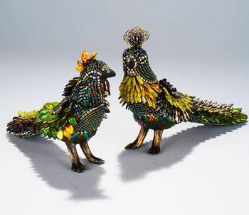 Замечательное искусство бисераплетения Нэнси Джозефсона
