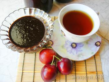 Варенье сливово-шоколадное