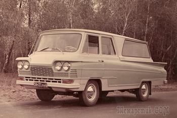 «Кавказская пленница» не помогла: как появился и почему провалился микроавтобус «Старт»