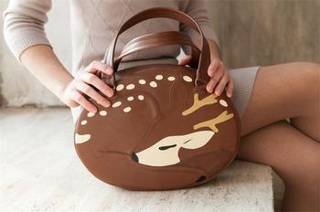 Красивейшие сумки в виде животных от российской пары