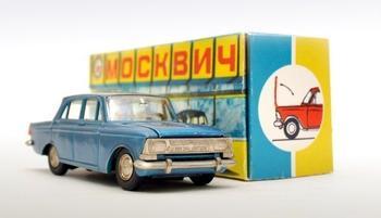 Почему коллекционеры охотятся за модельками советских машин?
