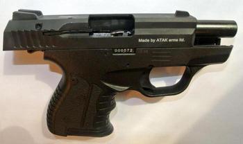 """Пистолет сигнальный """"Сталкер"""": технические характеристики, отзывы"""