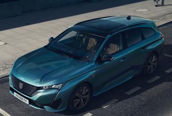 Peugeot 308 SW (универсал) 2022: комфортный «семейник» на базе одноимённого хэтчбека