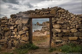 Дом скифа в Крыму: достопримечательность, которая не указана в путеводителях