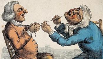 Как на Руси справлялись с «зубным червем», или Врачебные хитрости из прошлого