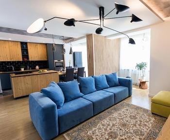«Двушка» в Лебяжем, за стоимость ремонта в которой можно купить квартиру побольше