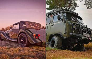 Легендарные авто, которые выпускаются, несмотря на почтенный возраст