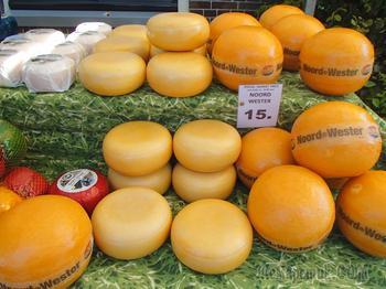 Эдам. Сырный рынок