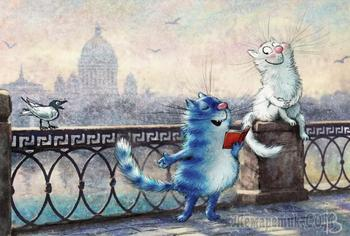 Откровения мартовского кота (Cтих)