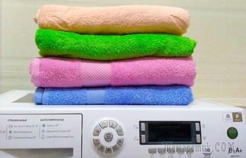 7 хитростей, которые помогут сохранить мягкость махровых полотенец