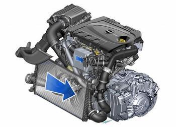 Масло в интеркулере дизельного двигателя: найти причину