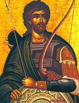 Никита Святой в православной религии
