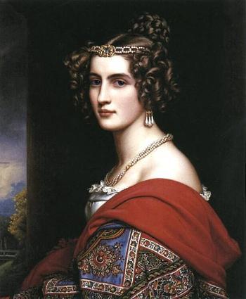 Красавицы галереи Людвига I Баварского