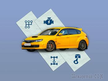 Subaru Impreza III с пробегом: 5 способов «убить» оппозитный мотор и хитрости с тормозами