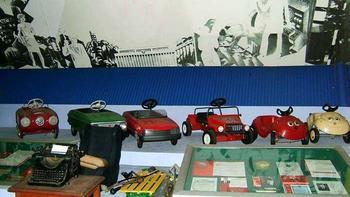 Детские педальные автомобили в СССР