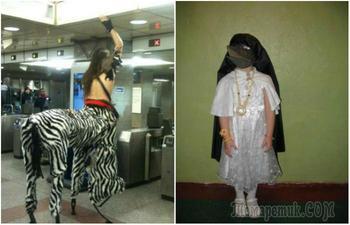 17 забавных образов, в которых можно смело отправляться на костюмированную вечеринку