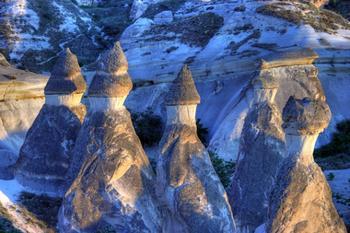 Геологические чудеса Земли