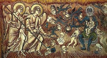 Адский стих, или Суд грядет-III (Стих)