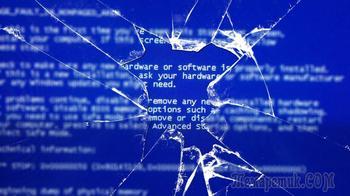 Ошибки синего экрана: самые распространенные коды ошибок