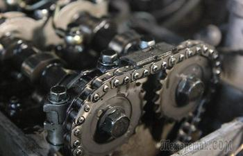«Пятерка» моторов, которые можно похвалить за исключительно надежную цепь ГРМ