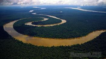 Самые опасные реки планеты Земля