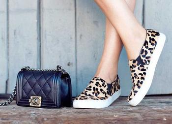 Слипоны — удобная и стильная обувь