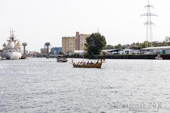 Морской фестиваль «Водная ассамблея» к 30-летию Музея Мирового океана