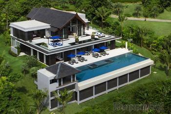 Роскошная Villa Padma в Таиланде