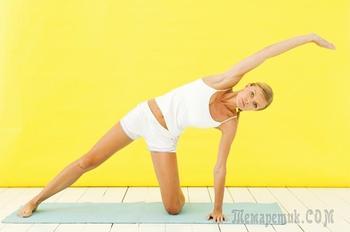 7 Упражнений из пилатеса для здоровой и красивой спины
