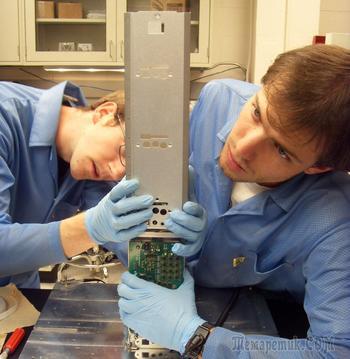 Построенный студентами спутник помог решить крупную научную задачу