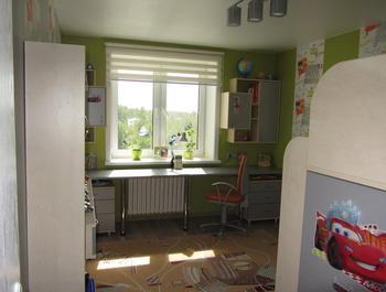 Детская: мебель своими руками - экономия в два раза
