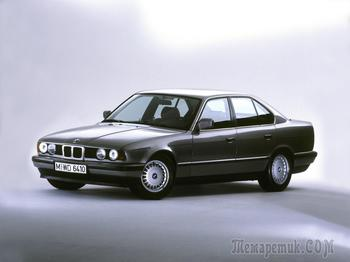 Первый в истории V8, 300 км/ч и африканская сборка: мифы и факты о BMW 5 series E34