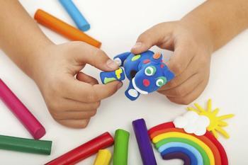 Поделки из пластилина для детей дошкольного возраста