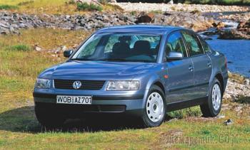 Пять вещей, за которые любят и ненавидят Volkswagen Passat B5