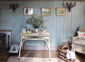Реставрация бабушкиного стола