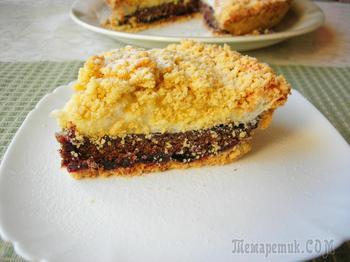"Пирог как торт ""Арлекин"" моя рекомендация!"