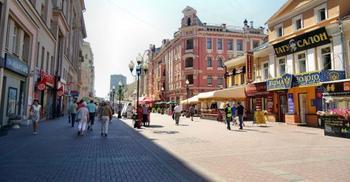 Гид по Москве: самые красивые пешеходные зоны